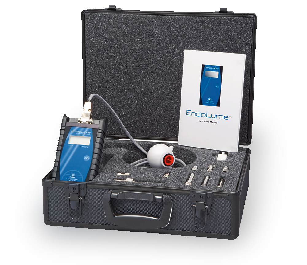 Lighthouse Imaging Provides our Most Reliable Solution for Endoscope Testing.