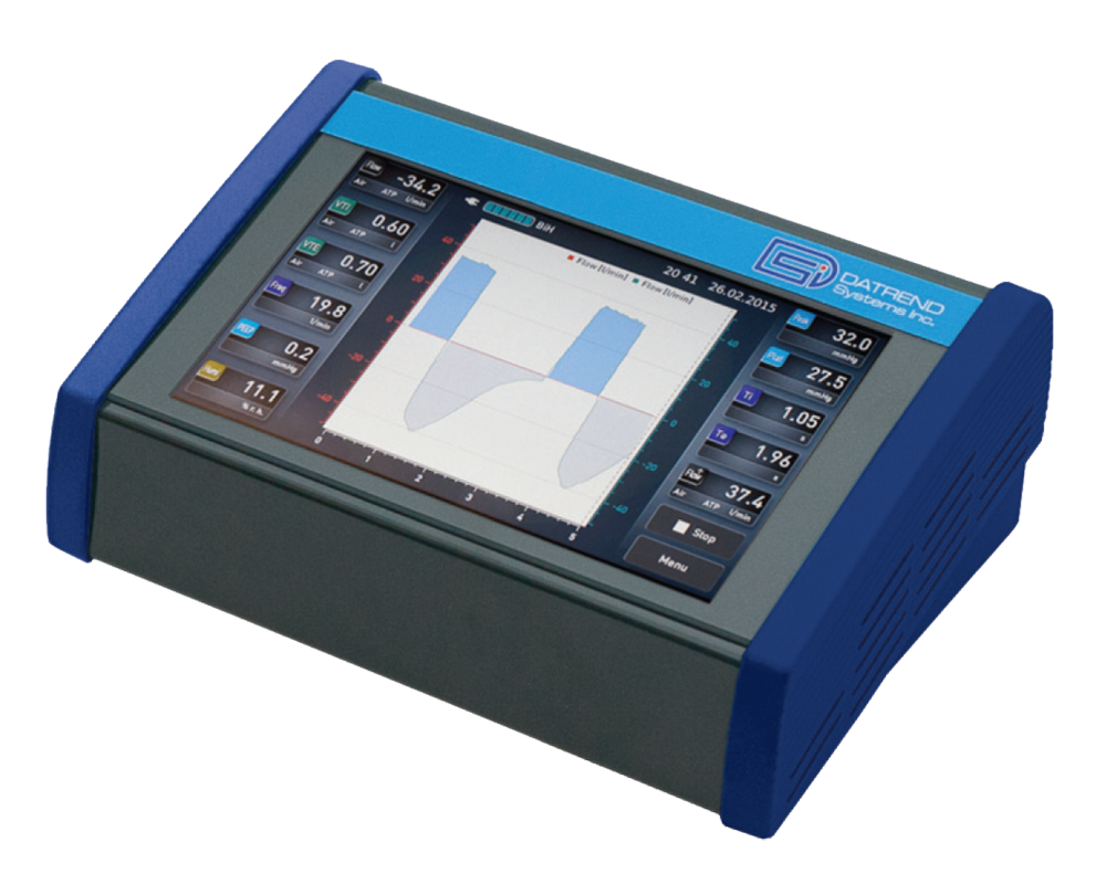 Datrend Systems Launches Ventilator Tester