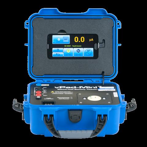 vPad-Mini Manual Electrical Safety Analyzer