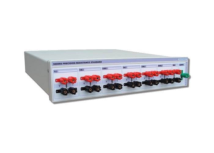 Transmille Precision Resistance Standard, Model 3000RS