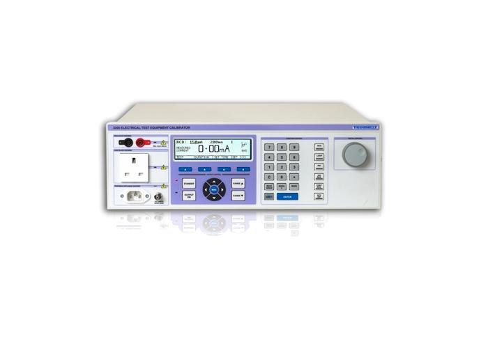 Transmille Electrical Test Calibrator, Model 3200
