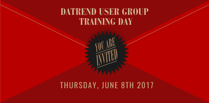 Protected: Datrend User Group Training Day