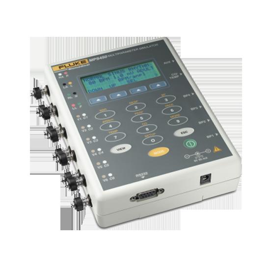 Fluke MPS450 Patient Simulator