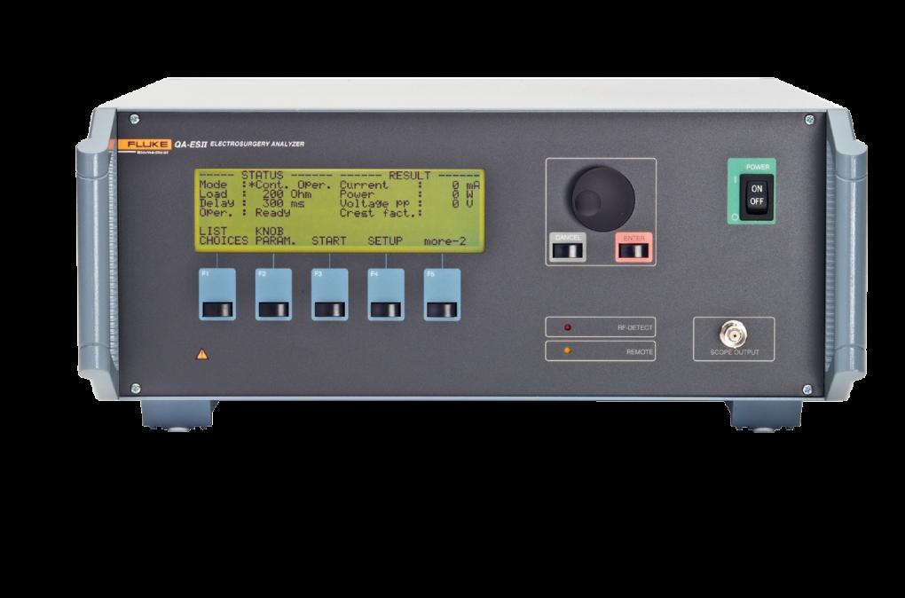 Fluke QA-ES II Electrosurgical Analyzer