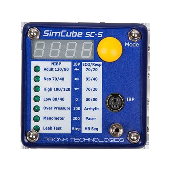 Pronk Technologies SC-5 SimCube NIBP Simulator