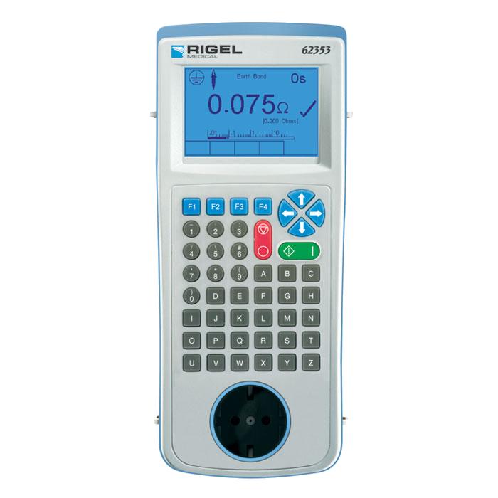 Rigel Medical Rigel 62353 Electrical Safety Analyzer