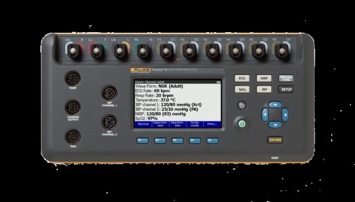Fluke ProSim 8 Vital Signs Simulator