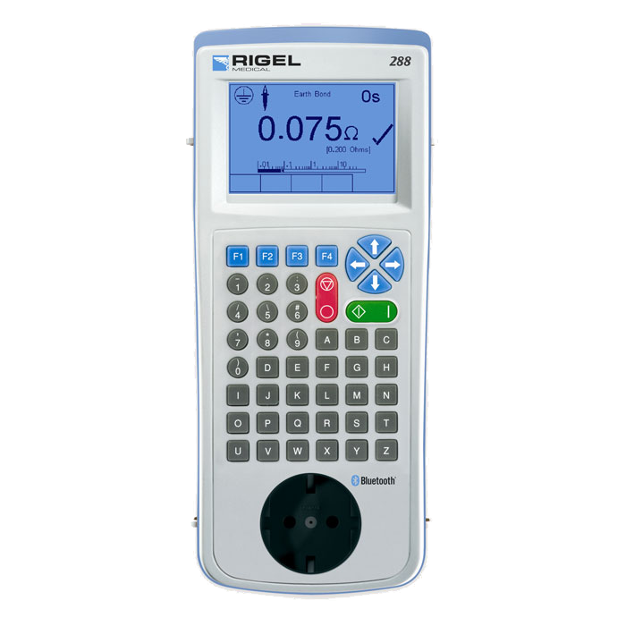 Rigel Medical Rigel 288 Electrical Safety Analyzer