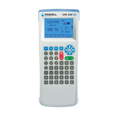 Rigel Medical UNI-SIM Lite Vital Signs Simulator