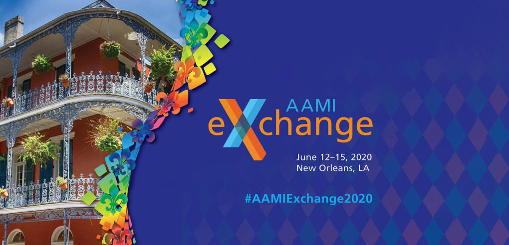 AAMI Exchange 2020 CANCELLED