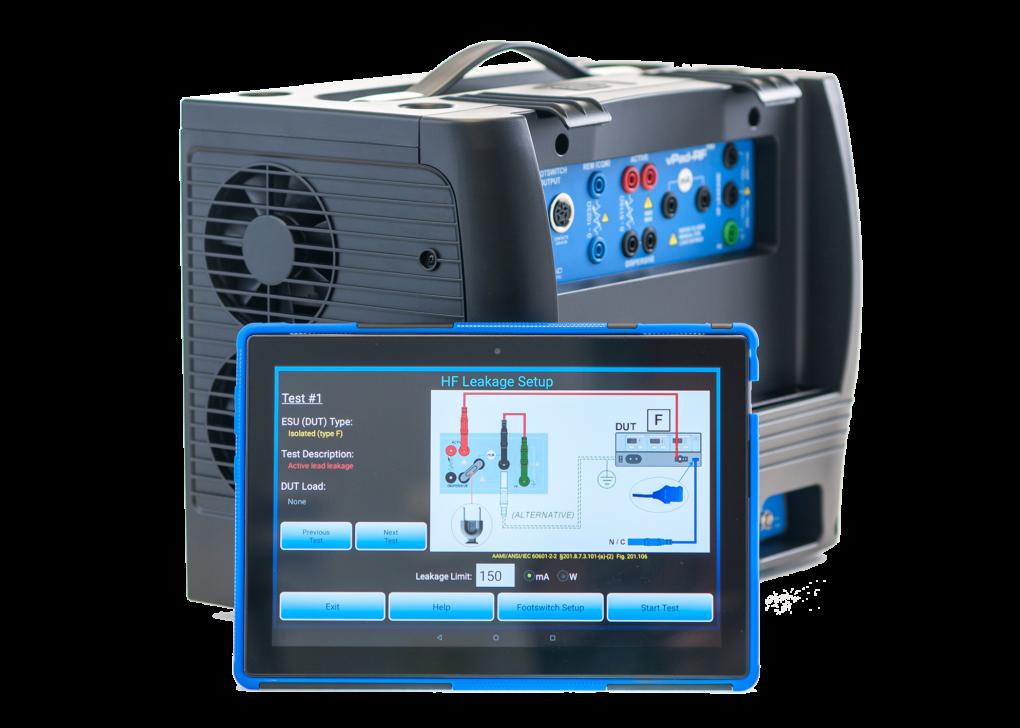 Datrend Systems vPad-RF ESU Analyzer