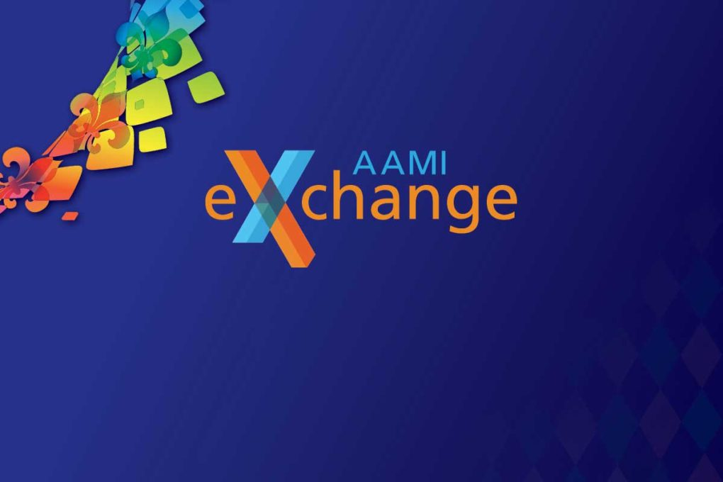 AAMI Exchange in New Orleans has been cancelled