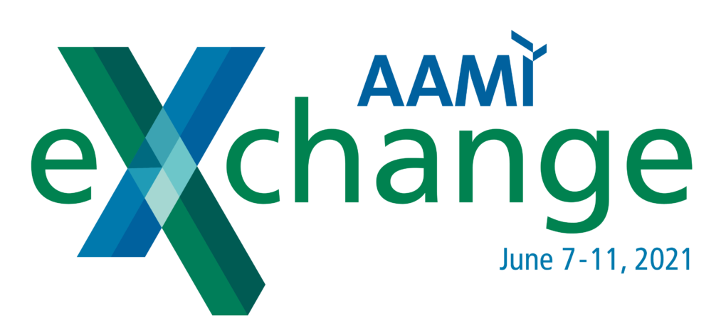 2021 AAMI Exchange  — Virtual